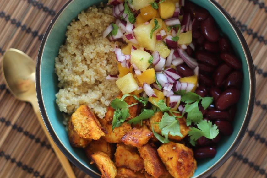 recept-quinoa-bowl-kip-bonen-13