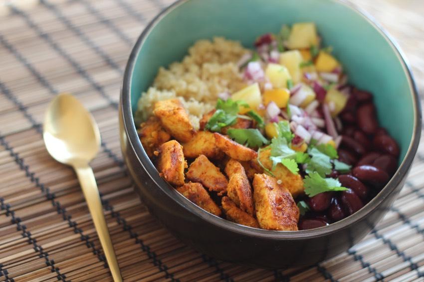 recept-quinoa-bowl-kip-bonen-8