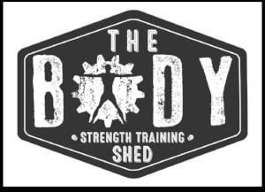 A Perfect FIT with The Body Strength Training Shed
