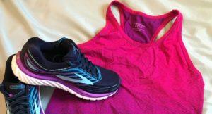 brooks running gear
