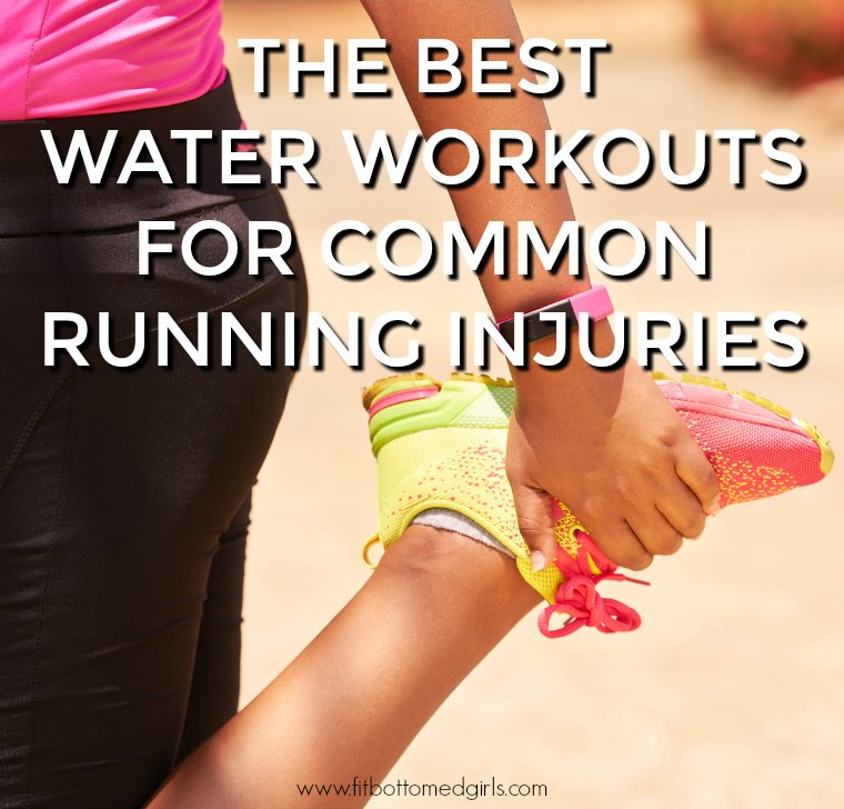 water workout running injuries 760 - Common Running Injuries (and Water Workouts to Try While You Heal)
