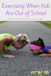 Exercising When Kidsare out300
