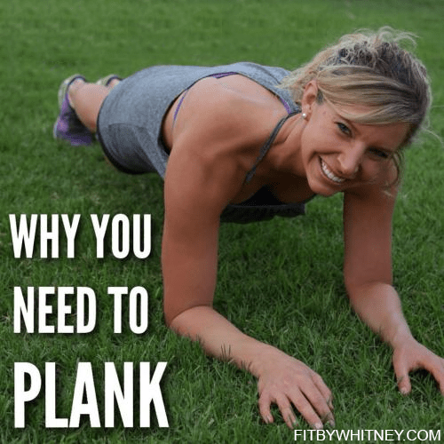 Why Do I Need to do Plank Exercises