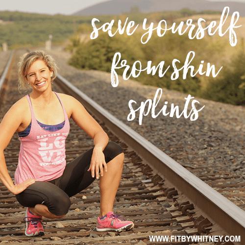 How to prevent shin splints