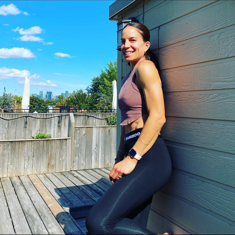 Top 5 - exercices renforcement femme