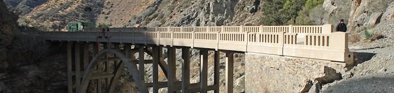 bridge to nowhere hike
