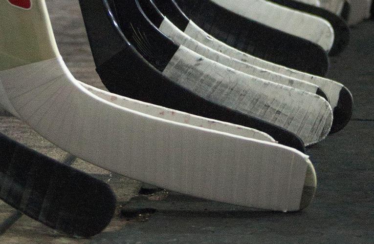 Corsairs defeat Falcons at men's ice hockey semifinals