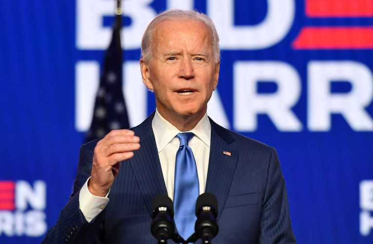 Joe Biden Wins 2020 Election
