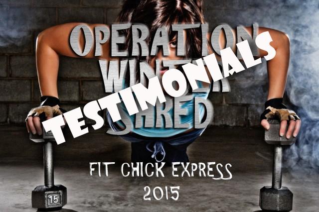 Operation-Winter-Shred- testimonials