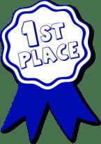 second-clipart-award_ribbon_blue_1st_T