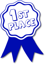 second-clipart-award_ribbon_blue_1st_T