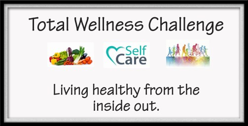 total wellness challenge graphic
