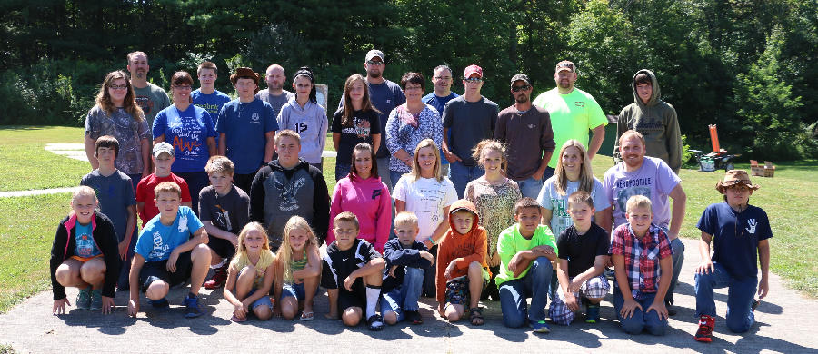 Hunter Education Class - August 22 & 23, 2015