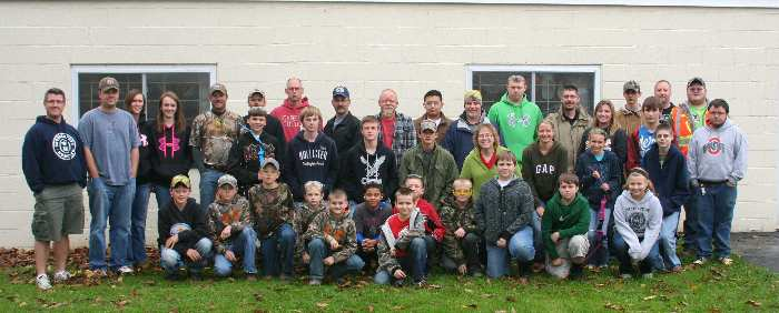 Hunter Education Class - November 2/3, 2013