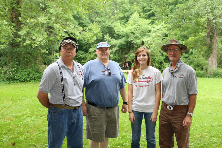 Our Instructors: Chuck, Paul, Inez, & Vaughn