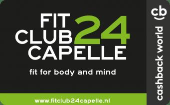 Met de kortingspas kun je voordeliger trainen bij Fitclub24 Capelle.