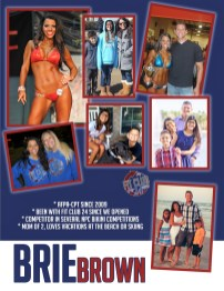 Brie - Fit Club 24 Personal Trainer
