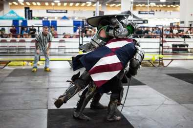 Armored Combat League FitCon 3
