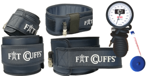 Fit Cuffs - Complete propably the best occlusion training device in the marked