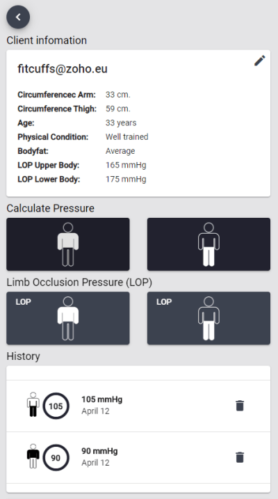 Fit cuffs, fitcuffs, okklusionstræning occlusion training, blood flow restriction exercise, oclusao vascular, bfrexercise vascular occlusiontraining bfrtraining katsu, bfr, bfre, bfrt