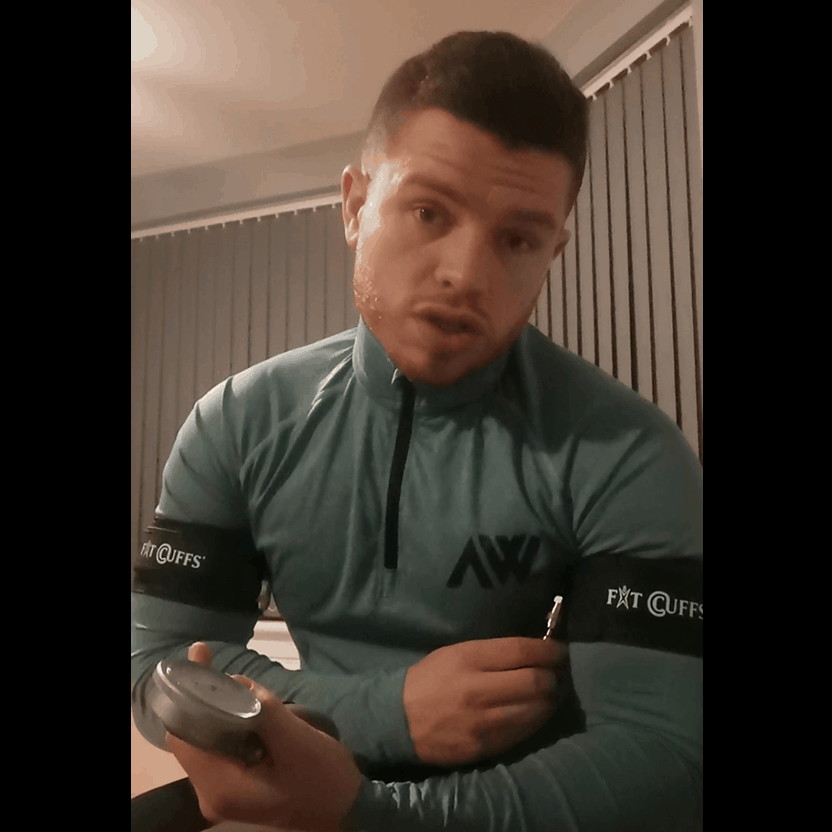 Fit Cuffs - BFR Training: Martin Sweeney
