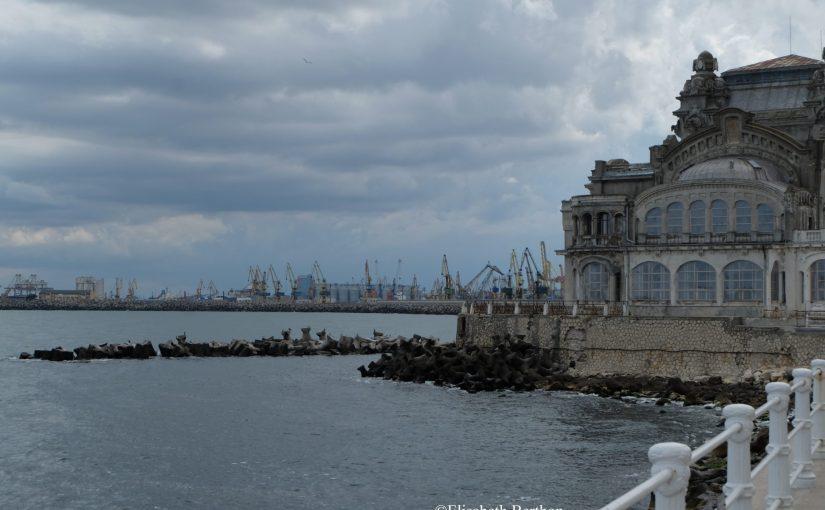 Visite de Constanta et des rives de la mer noire