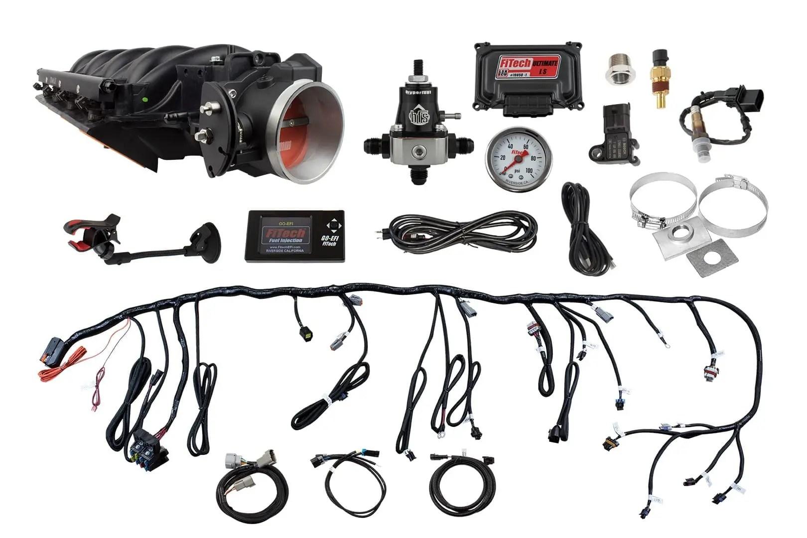 Ultimate Ls Torque Plus Composite 600hp Kit