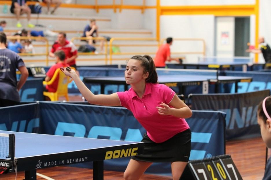 Lorena Ferciug (Foto Gianluca Piu)