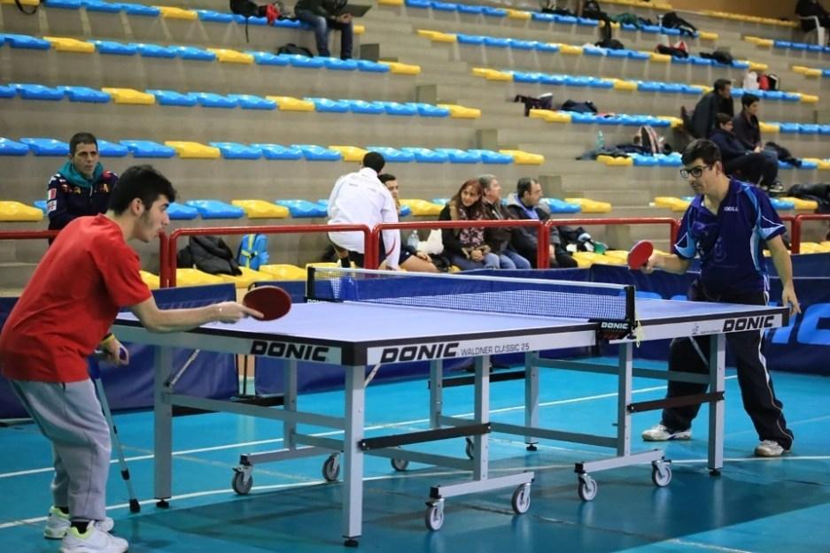 Tennistavolo Paralimpico (Foto Tomaso Fenu)