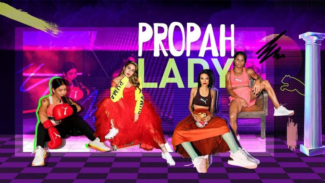 PROPAH LADY