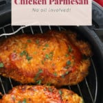 chicken parm pin