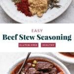 Beef stew seasoning