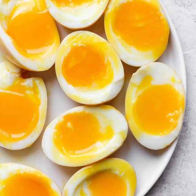Black Tea Ramen Egg Recipe