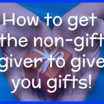So, Your Significant Other Doesn't Specialize in Gift-Giving?