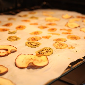 Dehydrating Fruit In Your Oven- SO EASY!