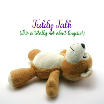 Teddy Talk: An Important Addition to Your Bedtime Routine