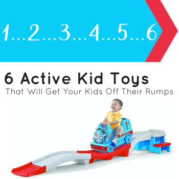 6 Active Kid Toys That Will Get Your Kids Off Their Rumps