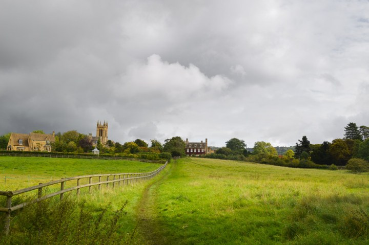 Walk from Broadway, Cotswolds