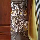Sleeve closeup with elastic