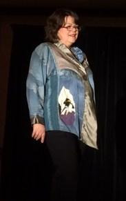Beautiful Geisha's Jacket.
