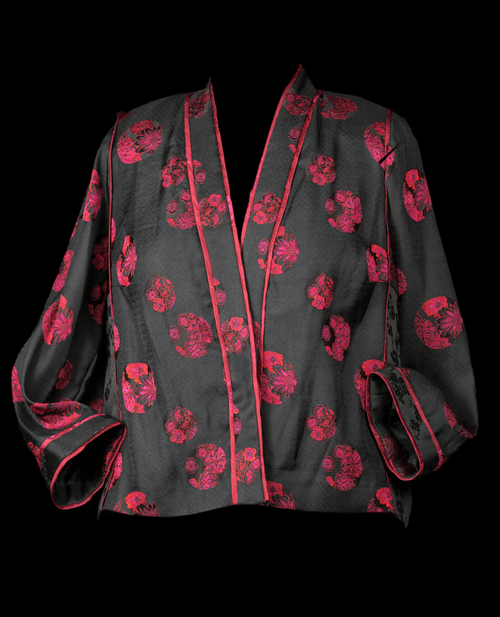 Chinese Brocade Jacket