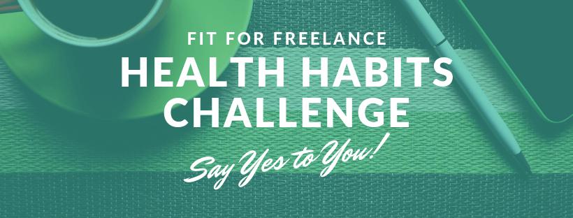 health habits challenge