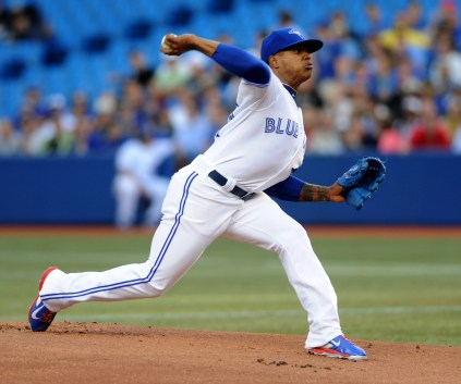 MLB: St. Louis Cardinals at Toronto Blue Jays