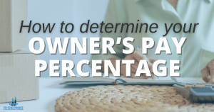 owners pay percentage