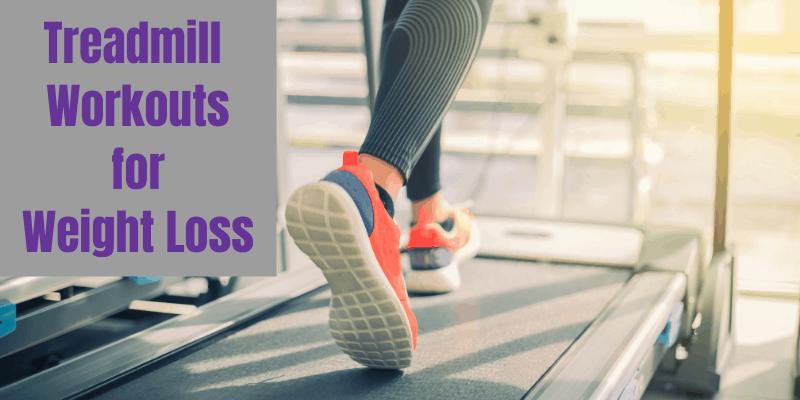 lady walking on treadmill