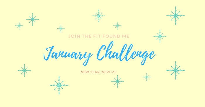 join january challenge