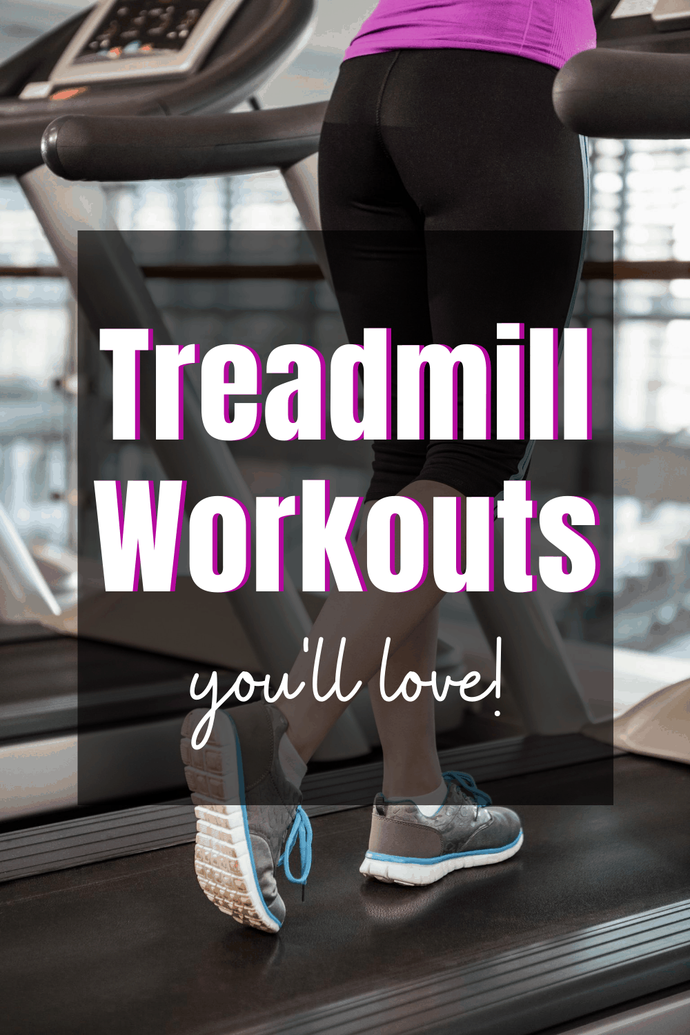 Treadmill workouts are a popular choice for improving cardiovascular fitness as well as losing weight. There are so many beneficial ways to use a treadmill for getting into shape and staying fit for all levels of fitness. The right workout plan can make exercise more fun and exciting and less boring and stale. You can vary the run speed with an easy pace, gradually increasing your walk speed to create a hill workout that will slowly increase your heart rate or go right into an interval training if you are short on time. via @fitfoundme