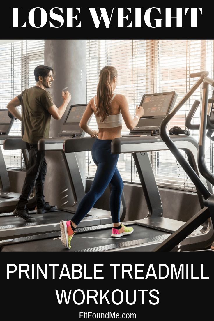 Losing weight with treadmill workouts
