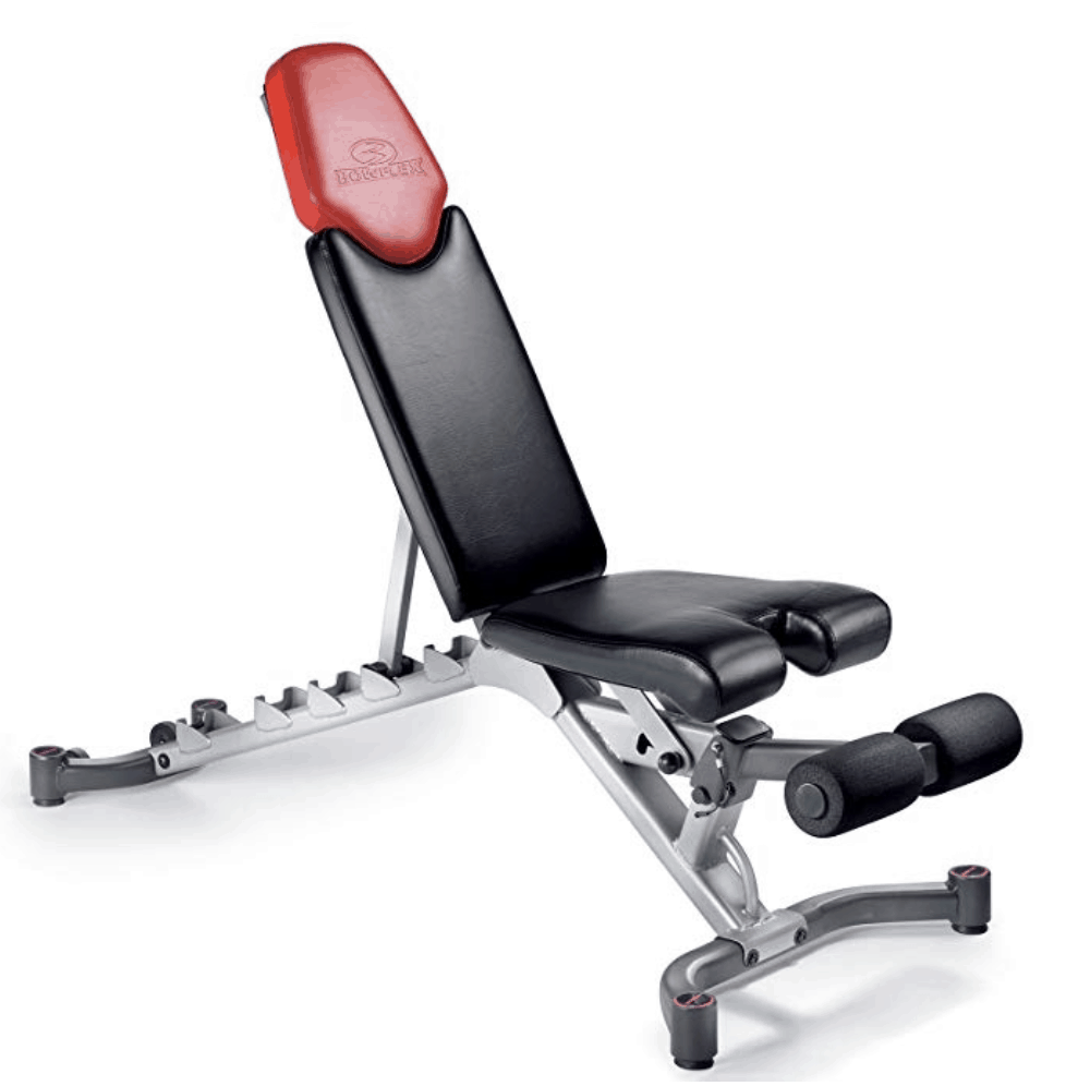 adjustable weight bench for home gym