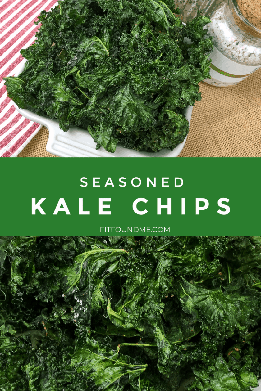 If you're looking for a healthy and satisfying alternative to potato chips, you are in the right place. Crispy kale chips have been a favorite at our house for a while. In fact, it was probably the first healthy snack we learned to love. I learned how to keep from having limp, soggy kale, which is the biggest mistake with trying to make these, and yes, I will let you in on the secret too! These crispy kale chips are super easy to make, but there is one important step to create the crispiness you want. This is surely to become one of your favorite keto recipes. via @fitfoundme